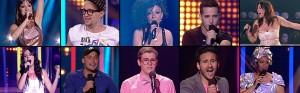 Concursantes 'El Número Uno'/ Captura Antena3.com