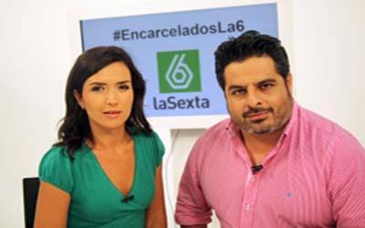 'Encarcelados' / Captura: laSexta.com