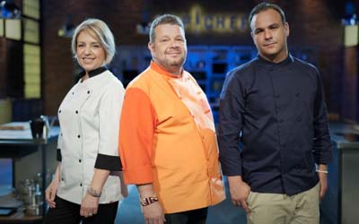 Jurado 'Top Chef' / Captura: Antena3.com