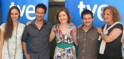 Reparto 'Los misterios de Laura' / rtve.es