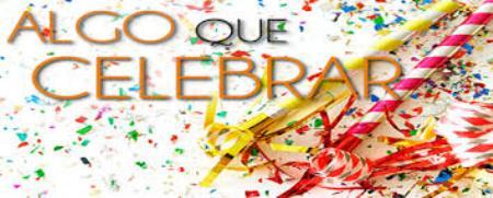 algo que celebrar
