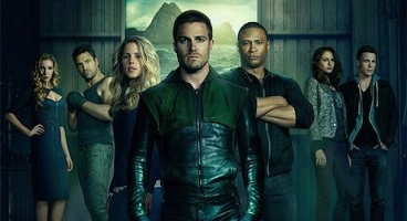 segunda temporada arrow